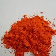 Пигмент Оранжевый – Iron Oxide Orange 960 фото