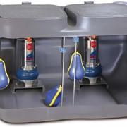 Насосные станции PEDROLLO серии SAR для накопления и подъема сточных вод фото