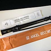 Блок-флейта сопрано, немецкая система, 2 части, ASRG-220 Angel фото