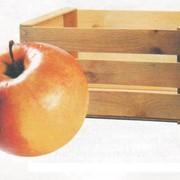 Тара под фрукты Ящики из дерева для фруктов фото