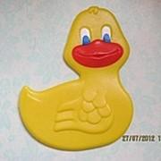 Утка желтая Мини-коврики фото