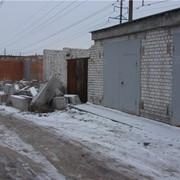 Строительство гаража фото