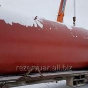 Резервуар стальной горизонтальный РГС-50 фото