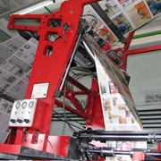 Листовая и рулонная офсетная печать — газеты, журналы (брошюры) и др. фото