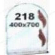 Зеркало (400*700мм, 1 полка) (218) №134790 фото