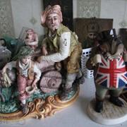 Реставрация фарфора, керамики, скульптур, статуэток фото
