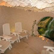 Соляная комната (спелеотерапия галокамера) санаторий Полтава фото