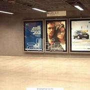 Техническое обслуживание рекламных конструкций фото