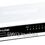 Свитч Switch TP-Link-TL-SF1005D / 5-port 10/100M mini Desktop Switch - 5 10/100M RJ45 ports - Plastic case фото