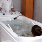 Ванны лечебные (бальнеотерапия) фото