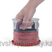 Форма-пресс для приготовления и хранения бургеров pattie caddy фото