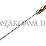 Ерш-щетка латунный 9 мм с ручкой (MegaLine) фото