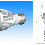 Лампы LS-C0B3W-004-E3-4w фото
