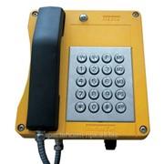Телефон всепогодный промышленный Тesla INDUSTEL 4FP 153 36 фото