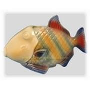 Аромалампа керамическая Рыбка фото