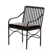 Кресло кованое 303-29 фото