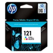 "Струйный картридж ""Inkjet Cartridge"" HP CB337 Tri-color №141 фото"