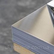 Лист, нержавеющая сталь, 304 0,8 мм фото