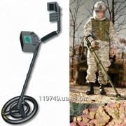 Армейский металлоискатель с распознаванием металлов Аккум AR924 фото