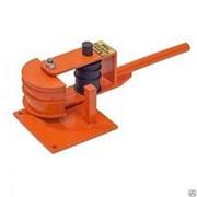 Ручной трубогиб для профильной трубы Stalex TR-12 фото