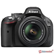 Фотоаппарат Nikon D5200 Kit (18-55 VR) + чехол фото
