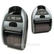 Мобильный принтер серии Zebra MZ фото