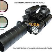 Коллиматор-Оптика Walther 3-9X32EG фотография