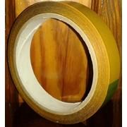 Скотч двухсторонний, универсальный 19мм х 10м х 90мкм, основа полимер фото