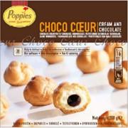 Профитроли ванильные с шоколадом фото