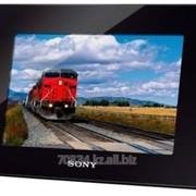 Фоторамки Sony Photo Frame DPF-HD800 8 Black (LED 8, 800x480p, 2Gb, multiMedia) фото