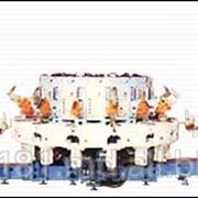 Автоматическая линия модель Б2С/14Е-01 для изготовления обуви с текстильным верхом