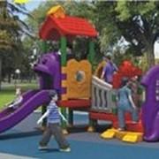 Детская игровая площадка ДП10162A фото