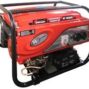 Бензогенератор Бригадир Standart БГ-2500 ES 2.5 кВт фото