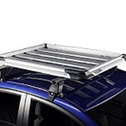 Багажная корзина на крышу LUX РАЙДЭР 120х95 аэро фото