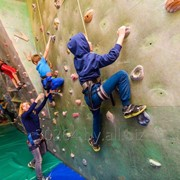Организация детского праздника на скалодроме в Минске фото