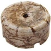 Коробка керамическая D80 H55 Gravel (песочный) арт 2010003 фото