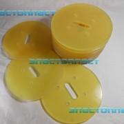 Полиуретановый скребок трубного конвейера ф 150 фото