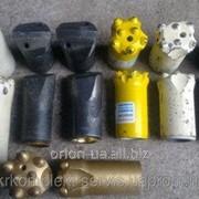 Пневмоударники Кнш-110,к-110 буровые коронки,п-110 фото