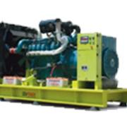 Дизельный генератор DOOSAN фото