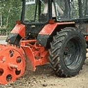 Асфальторезные машины на базе тракторов МТЗ-80, МТЗ-82 фото