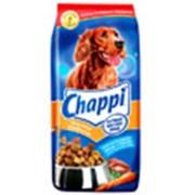 Корм для собак Chappi мясное изобилие 600 г фото