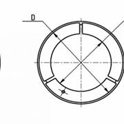 Кольцо замыкающее тип 2-9 фото