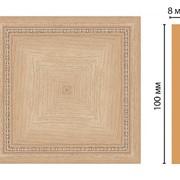 Вставка цветная Decomaster 185-2-11 (100*100) Декомастер фото