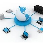 Строительство беспроводных каналов связи для телефонии, видеонаблюдения и интернет фото