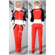 Спортивный костюм Simachev красный фото