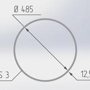Протекторное кольцо большие диаметры фото