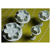 Абрикосовый цвет набор плунжеров из 4х шт. фото