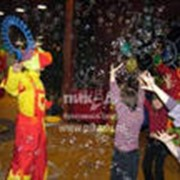 Видеосъемка детского праздника фото