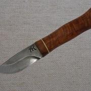 Нож из дамасской стали №143 фото