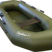 Лодка пвх Байкал-1 полуторка 2,4 м фото